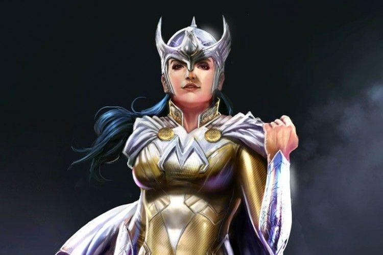 Fakta Merpati, Superhero Perempuan Pacar Gundala