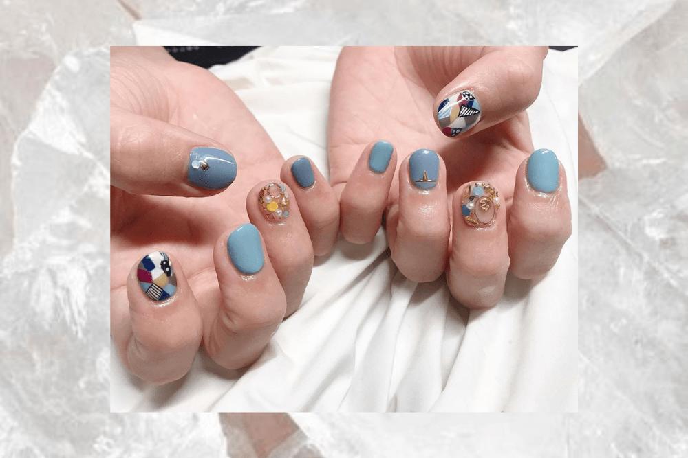 Tampil Kekinian Saat Hangout dengan 7 Inspirasi Nail Art Ini Yuk!