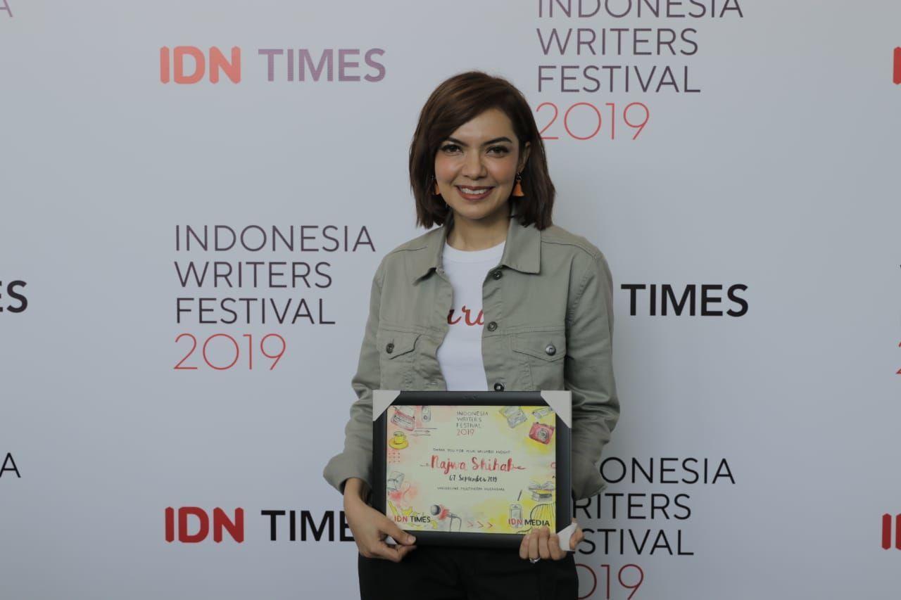 Najwa Shihab Akui Millennial Sudah Melek Jurnalistik