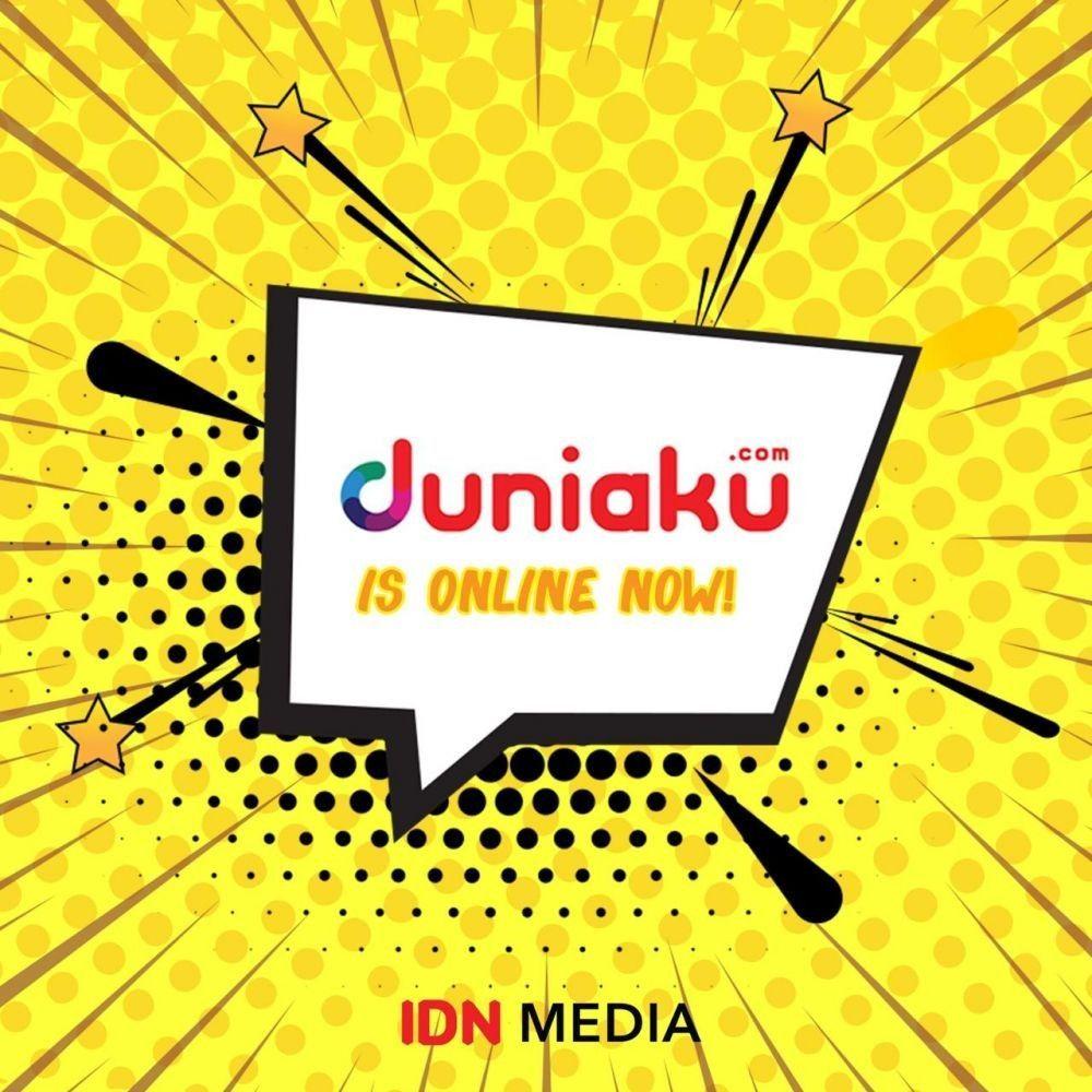 IDN Media Luncurkan Duniaku.com, Media Geek Culture Untuk Millennial