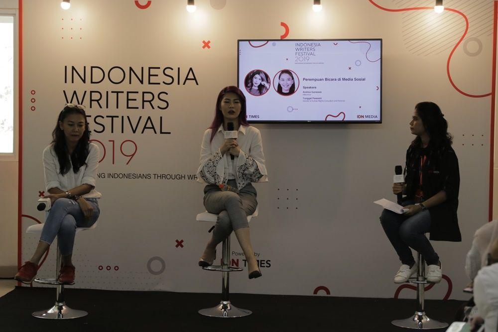 Tips Bermedia Sosial Ala Tunggal Pawestri, Agar Gak Terjerat Hukum