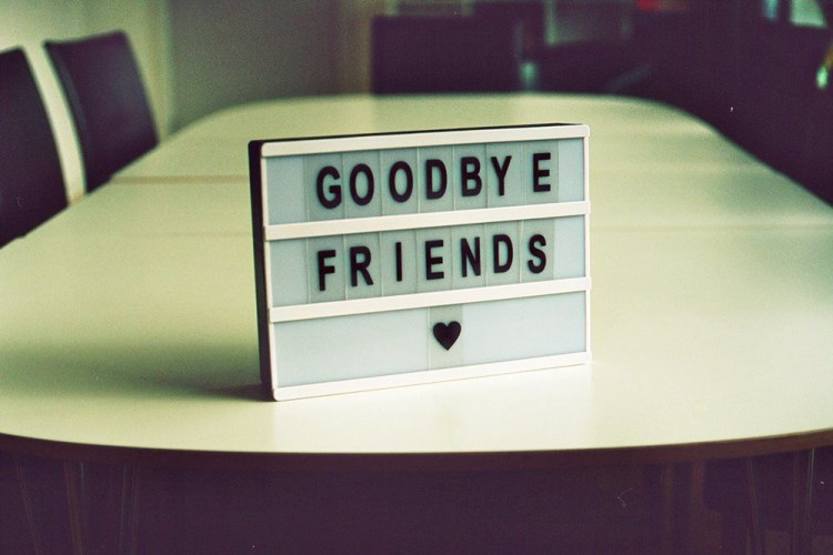 Kata Kata Perpisahan Sahabat Yang Menyentuh