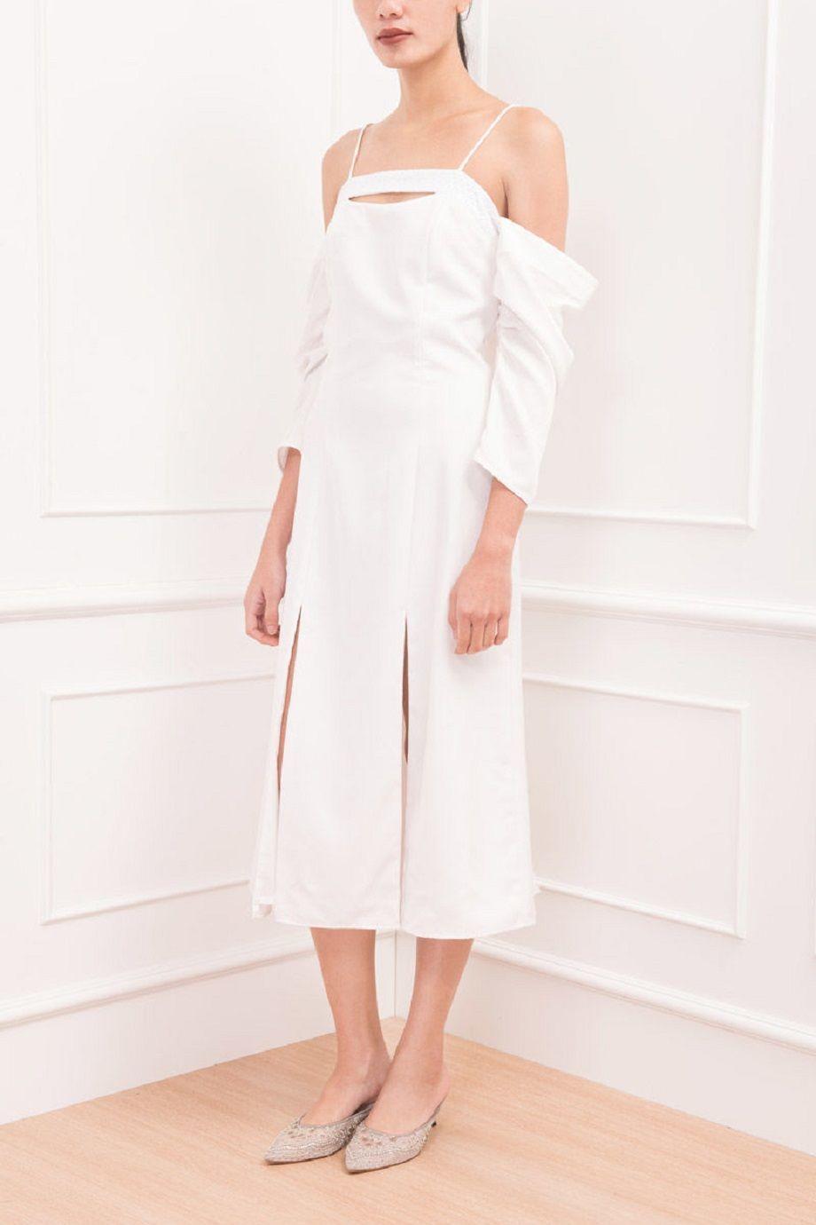 #PopbelaOOTD: Dress Manis untuk Dipakai ke Acara Pernikahan