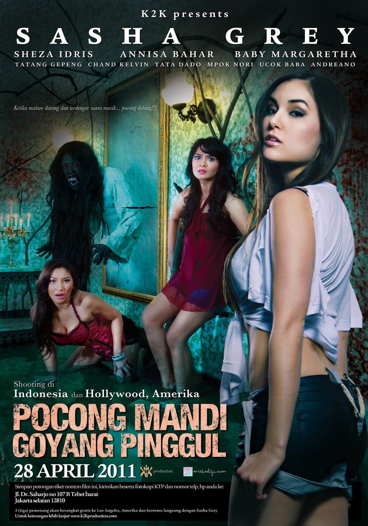 Antara Mesum dan Konyol, Ini 10 Film Indonesia Berjudul Mengada-Ada