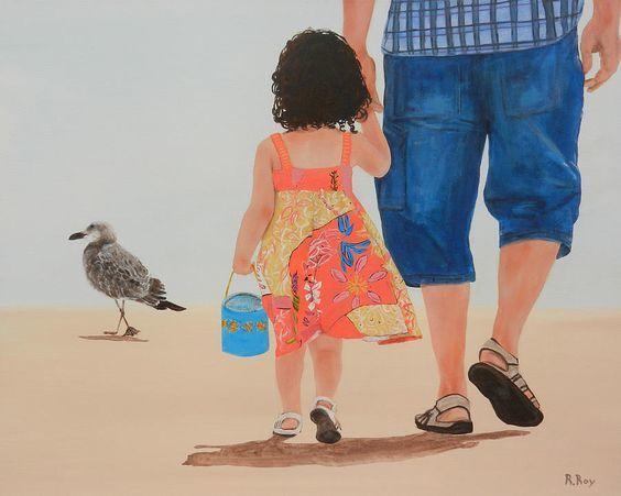 10 Puisi untuk Ayah yang Menyentuh Hati