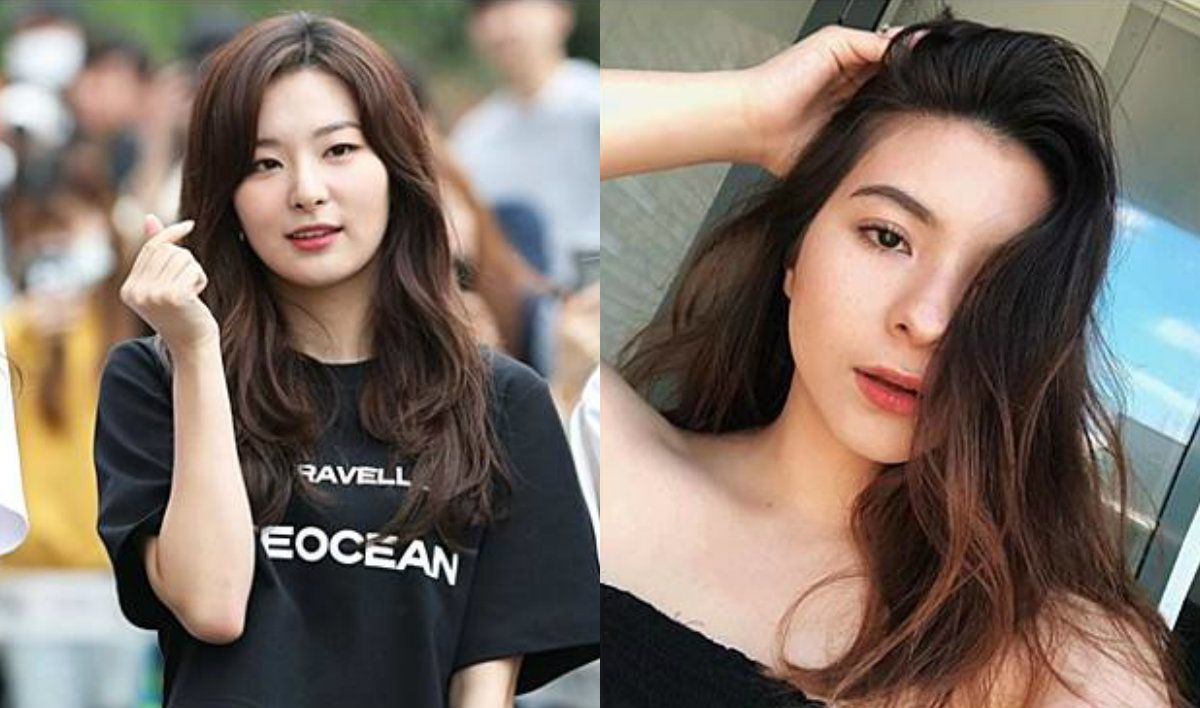 22 Idola KPop Ini Dibilang Punya Kembaran Bintang Indonesia!