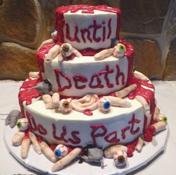 10 Wedding Cake Tergagal yang Pernah Ada, dari Aneh hingga Seram
