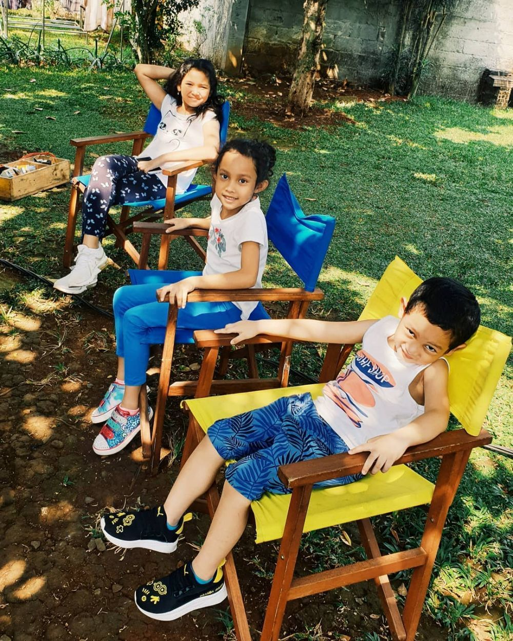 Akui Telah Mualaf, Ini 10 Potret Harmonis Keluarga Giovanni Tobing