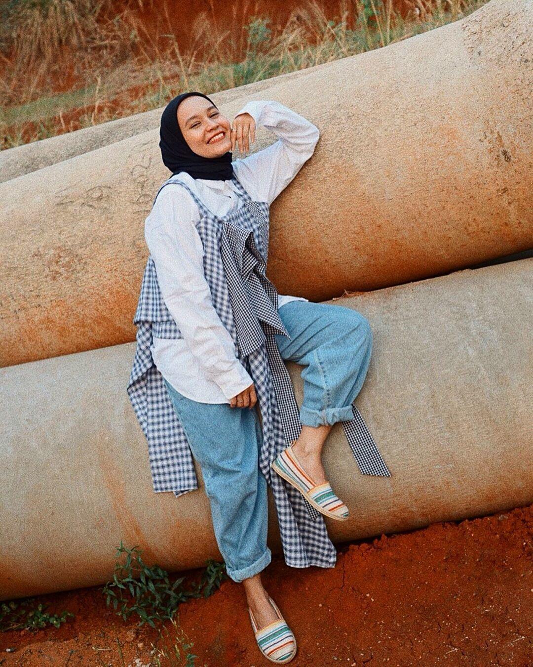 Makin Statement, Berikut Ide OOTD Hijab Minggu ini!