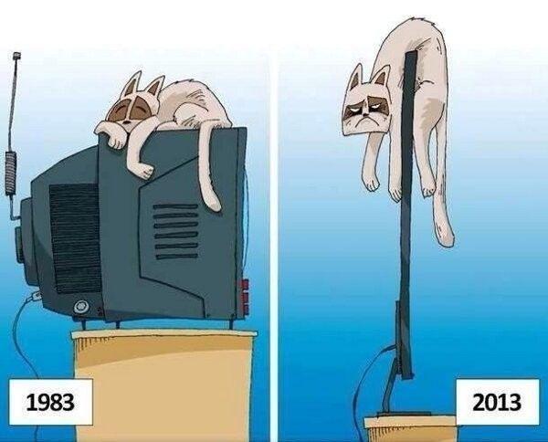 11 Ilustrasi Kocak dan Miris tentang Teknologi yang Ubah Gaya Hidup