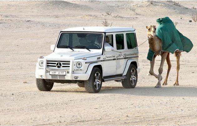 33 Hal yang Bikin Kamu Melongo Ini Pemandangan Sehari-haridi Dubai!