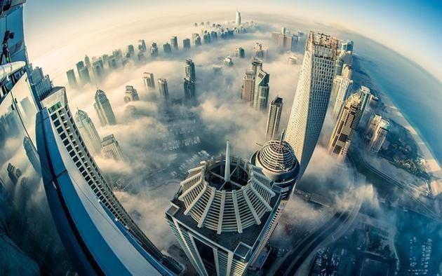 29 Hal yang Bikin Kamu Melongo, Ini Pemandangan Sehari-haridi Dubai!