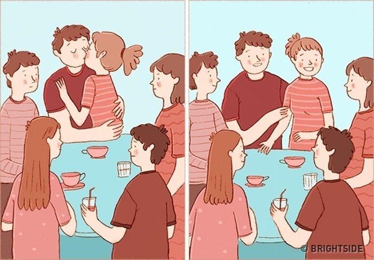 Ngena Banget! 15 Ilustrasi Ini Tunjukkan Bedanya Nafsu & Cinta Sejati