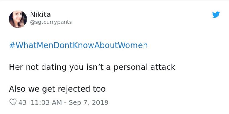 Dear Lelaki, Kita Cuma Mau Kalian Tahu tentang Kami Lewat 7 Tweet Ini