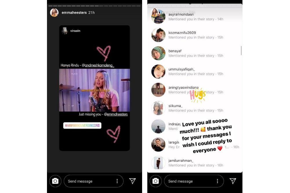 Fakta Emma Heesters, YouTuber Belanda yang Viral karena Lagu Andmesh