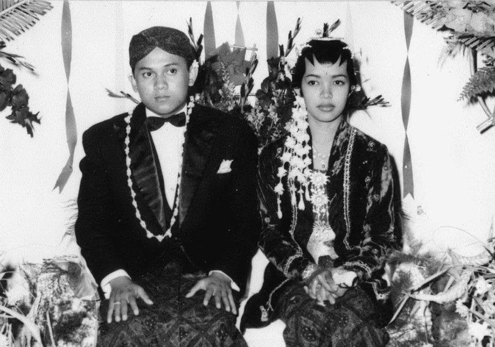 4 Petuah dari B.J. Habibie untuk Pasangan yang Ingin Serius Menikah