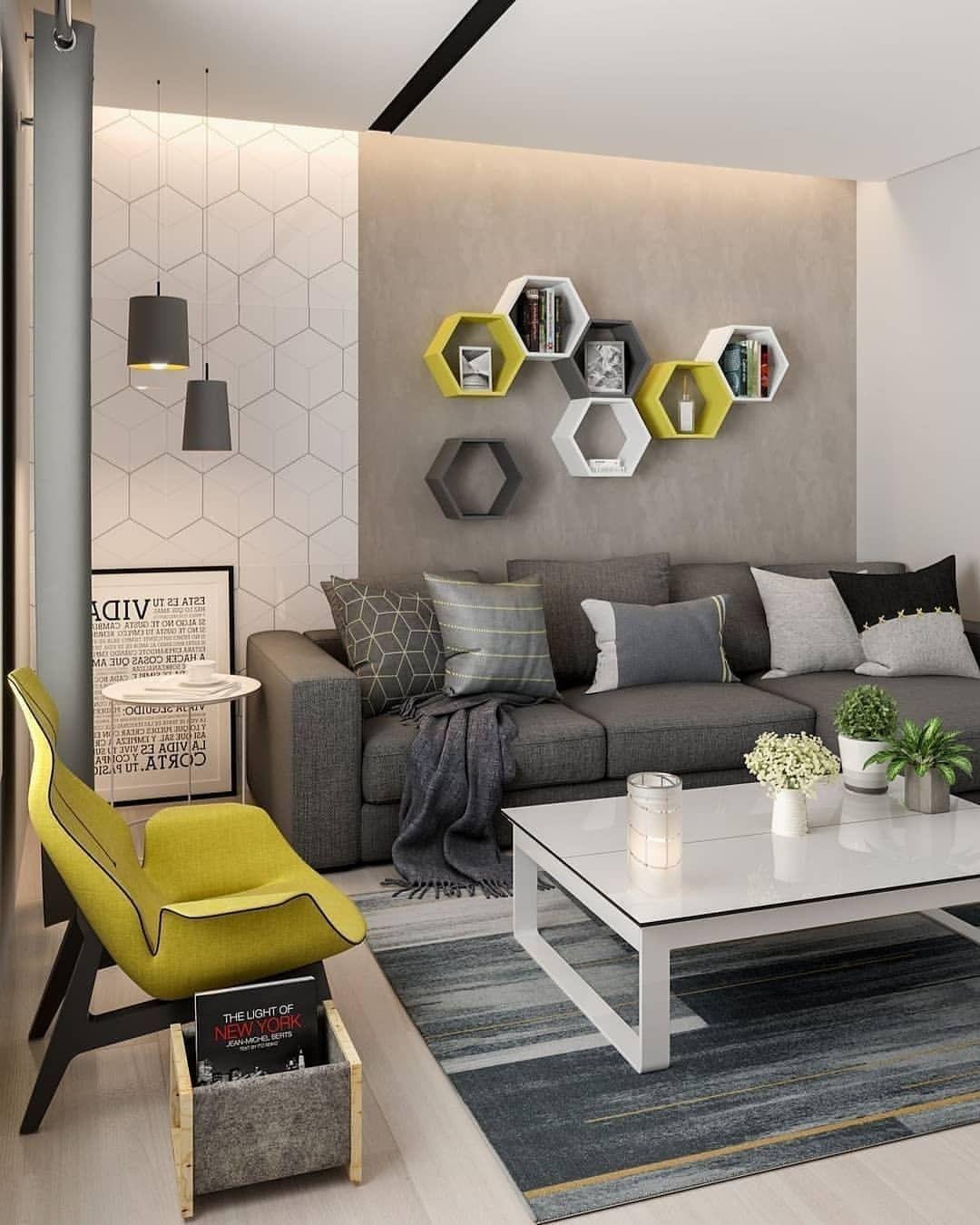 5 Inspirasi Ruang Tamu di Rumah Mungilmu