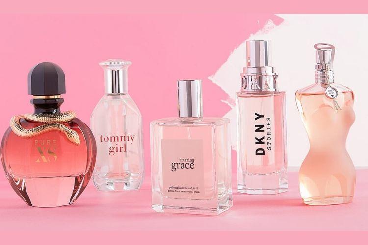 Ini Perbedaan Sebenarnya antara Parfum, Eau de Toilette dan Cologne