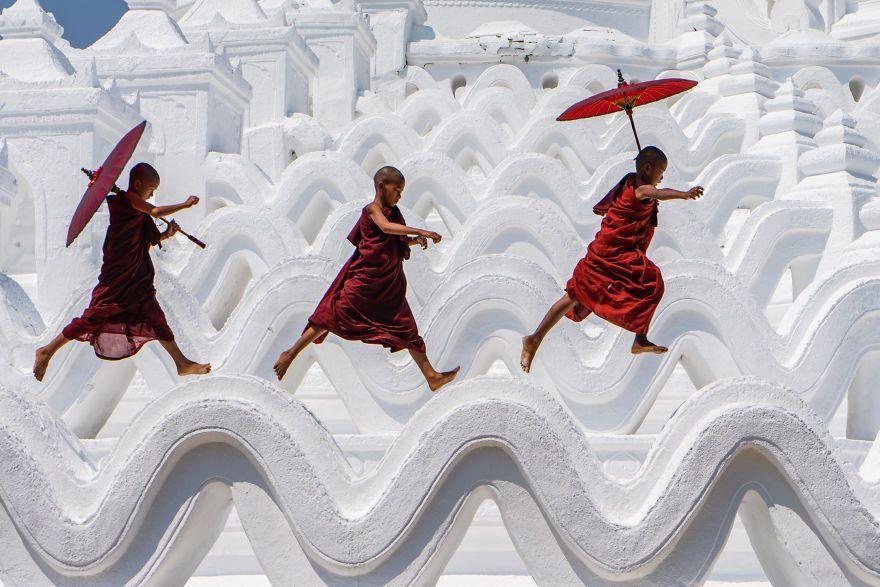10 Karya Fotografi Ini Keren Banget, Bikin Merinding