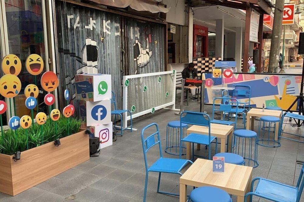 Facebook Café Hadir di Jakarta, Ajak Publik Tingkatkan Privasi