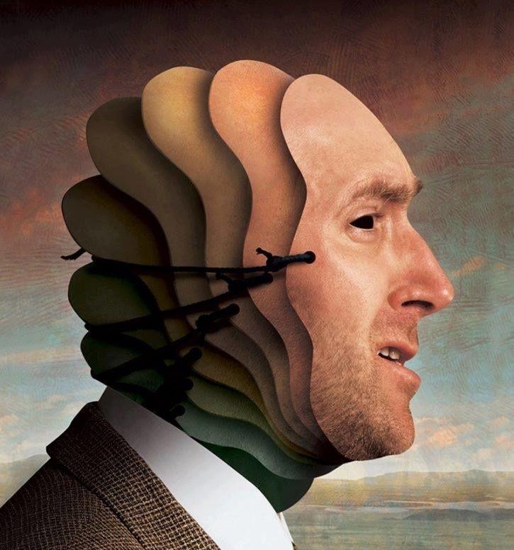 20 Ilustrasi yang Bikin Kita Bertanya, Haruskah Kita Mulai Berubah?