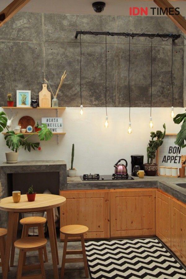 Dekorasi Rumah Type 36 dengan Konsep Urban Jungle untuk Pasangan Muda