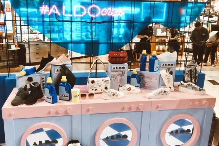 Koleksi Aldo Indonesia a la Retro Pop hingga Pop Up Store yang Catchy!