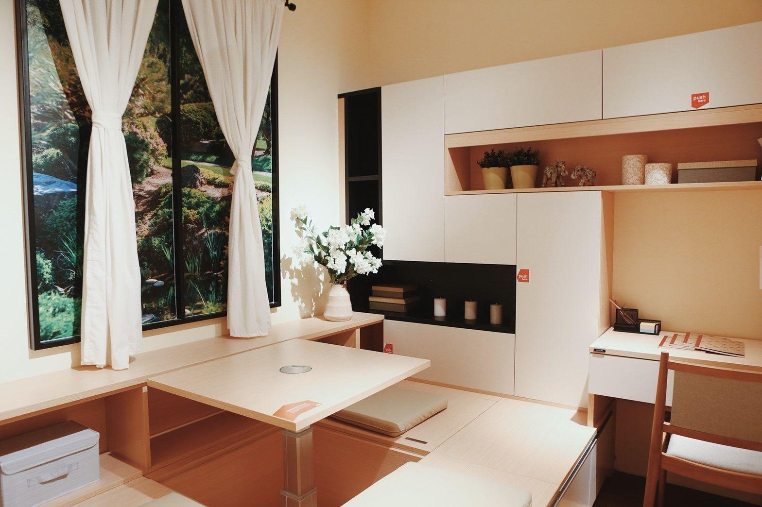 Simak Yuk Inspirasi Desain Furnitur Multifungsi di Ruang Minimalis