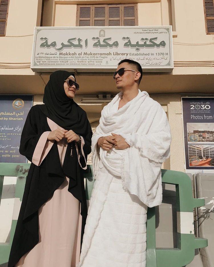 5 Fakta Unik Pernikahan Ichal Muhammad dan Dafina Jamasir