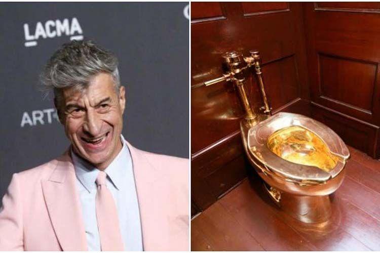8 Fakta Toilet Berlapis Emas Seharga Rp112 Miliar yang Dicuri