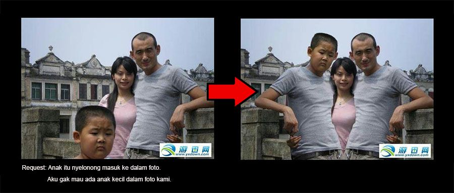 Pengen Keren, 13 Hasil Photoshop Ngaco Ini Justru Bikin Tertawa Geli