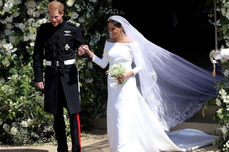 Seperti Cinderella, Ini Dia 12 Gaun Pernikahan Kerajaan Inggris