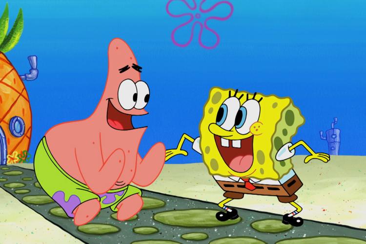 Kena Tegur KPI Ini 7 Adegan Spongebob Squarepants yang Paling Diingat