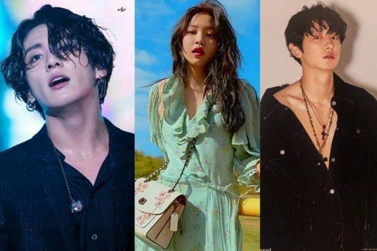 Selain Jungkook 'BTS', Ini Dia 13 Idol Kpop Dengan Tato Unik