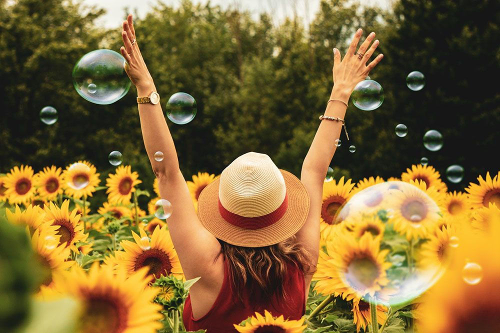 Kata-Kata Bahagia Ini akan Menyejukkan Hatimu