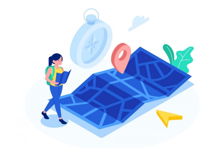 Supaya Nggak Tersesat, Begini Cara Memasukan Koordinat di Google Maps
