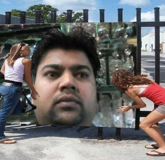 11 Foto Editan Photoshop Ngawur ala Orang India Ini Bikin Ngakak!
