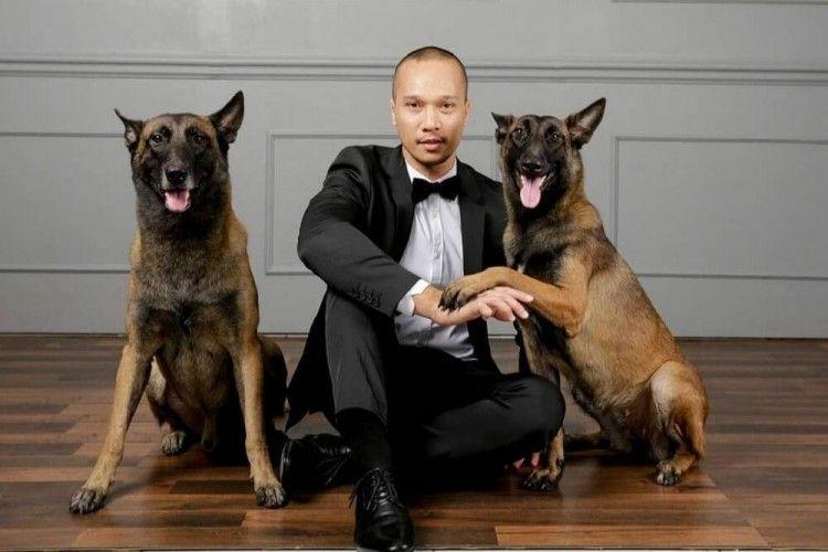 4 Fakta Bima Aryo, Si Pemilik Anjing Bernama Sparta