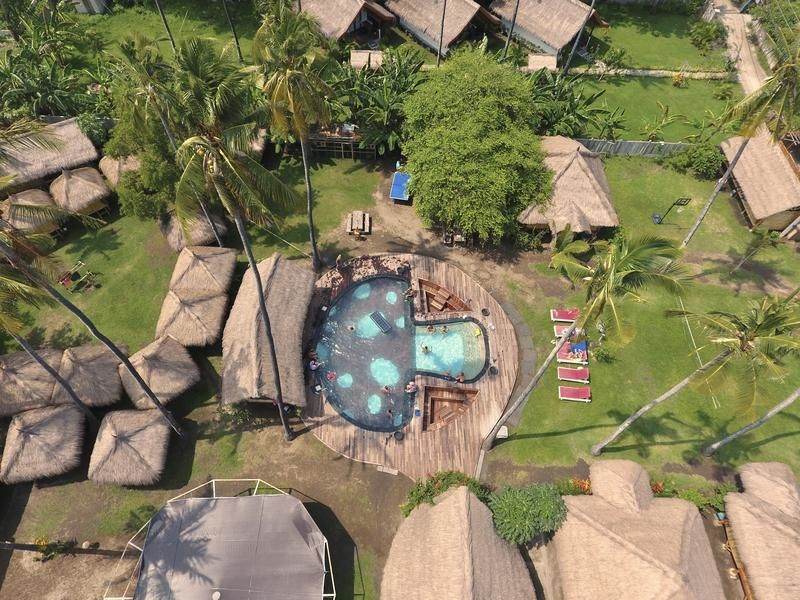 3 Penginapan Murah di Lombok, Harga Hanya Rp100 Lho