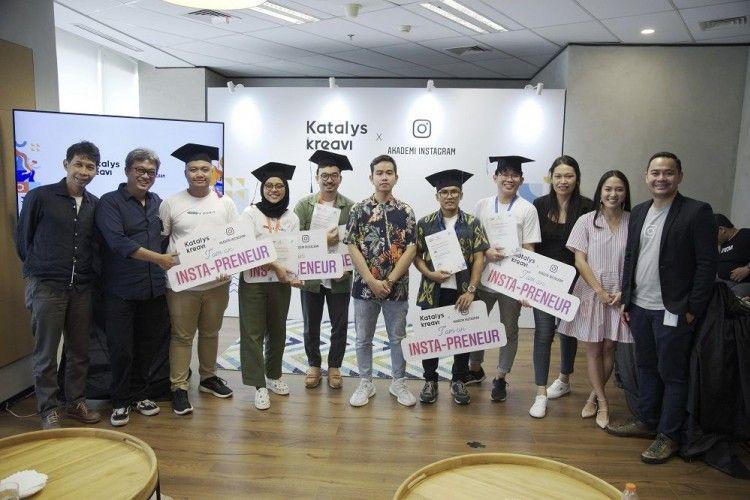 Selamat! Akademi Instagram Umumkan 5 Insta-Preneur Lulusan Terbaik