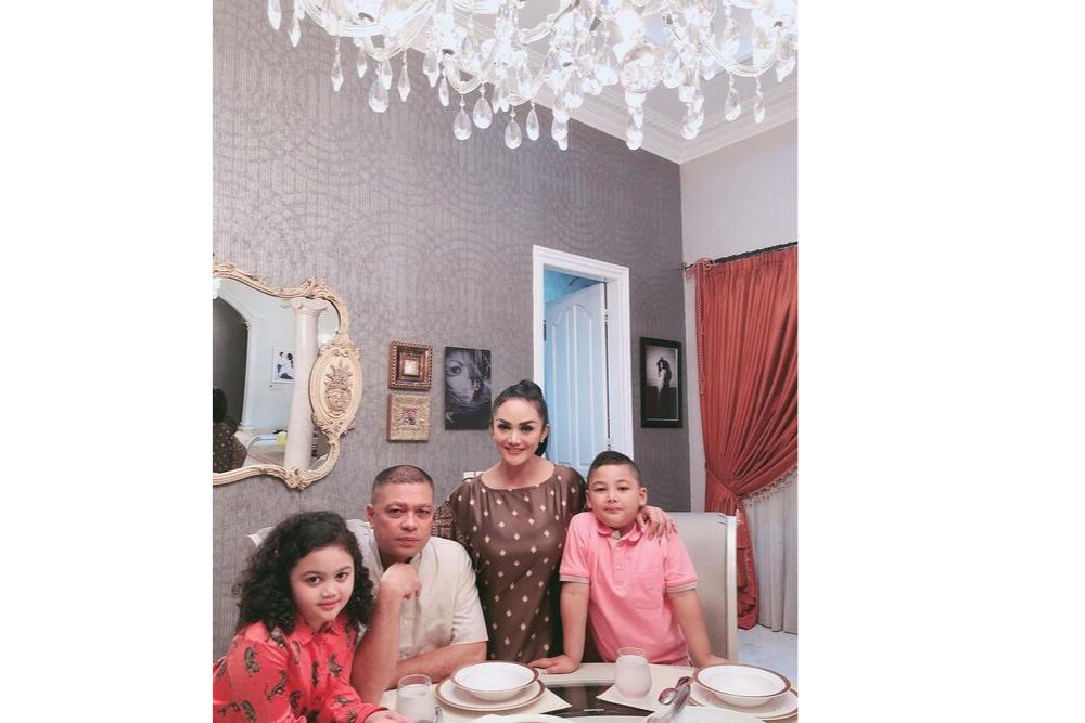 Super Mewah, Ini dia 10 Potret Rumah Krisdayanti