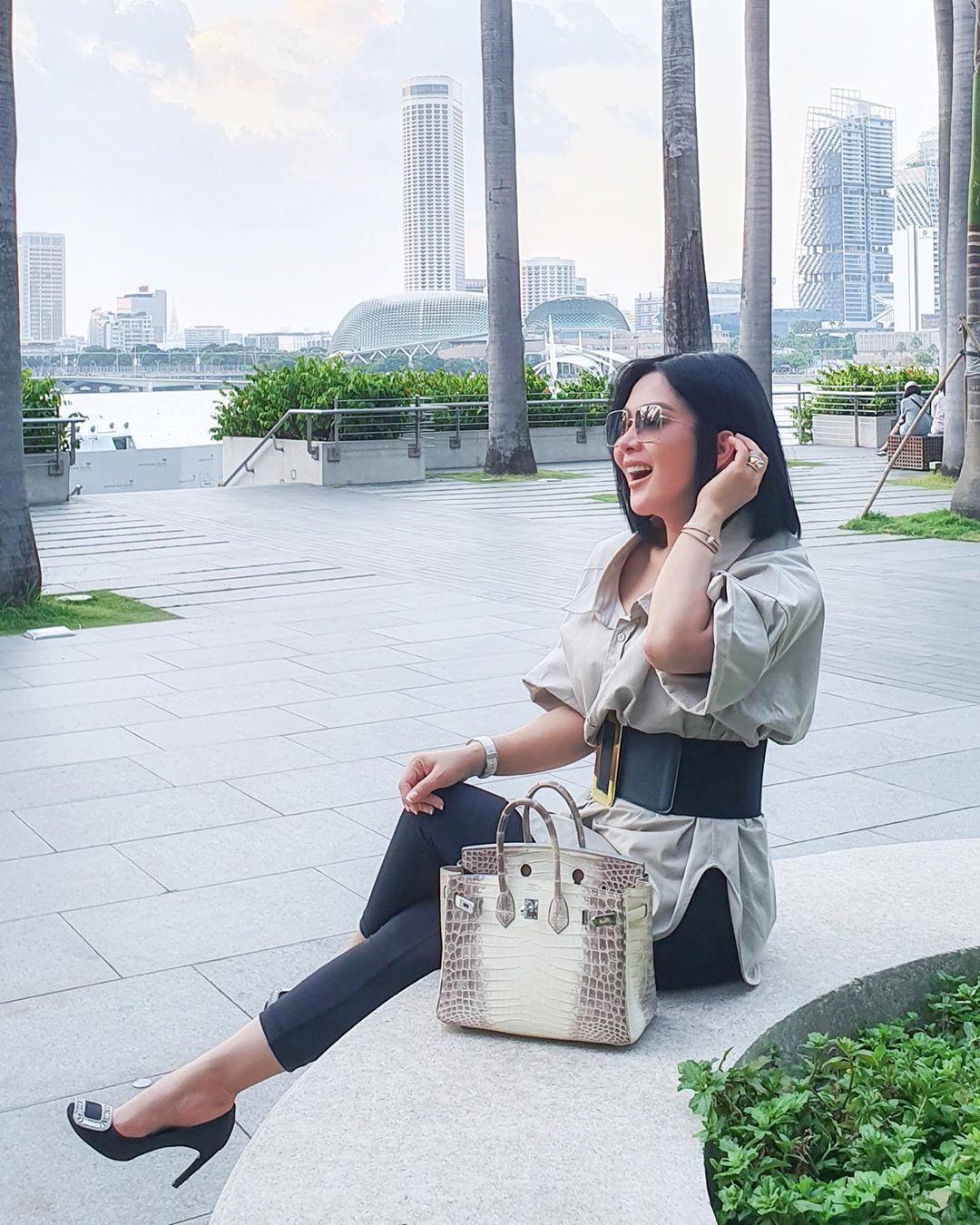 Puluhan Juta Hingga Miliar, ini Harga Tas Branded Para Seleb Indonesia