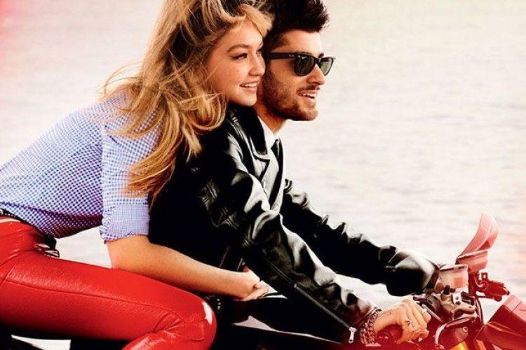 5 Hal yang Dilarang Dilakukan Pasangan Saat Pacaran di Atas Motor