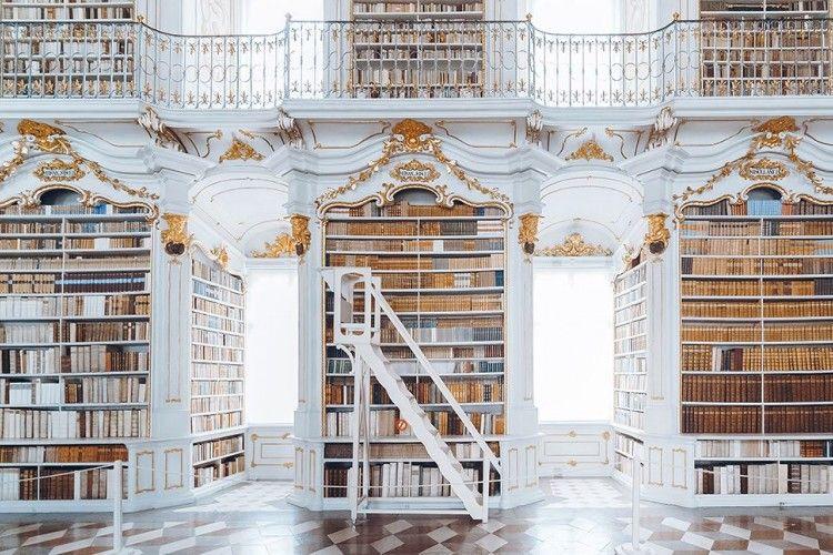 8 Inspirasi Desain Perpustakaan Pribadi Seperti Milik BJ Habibie