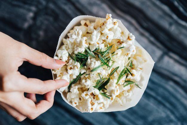 Topping Popcorn yang Lebih Lezat dari Butter