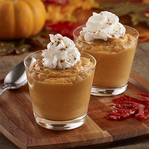 Rayakan Pesta Halloween dengan Resep Puding Labu Ini Yuk!