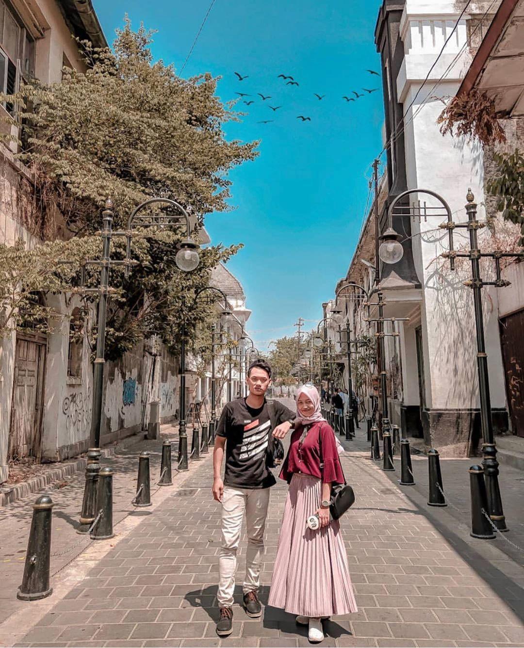 Nggak Melulu Lawang Sewu, Ini Gambaran Kota Lama Semarang