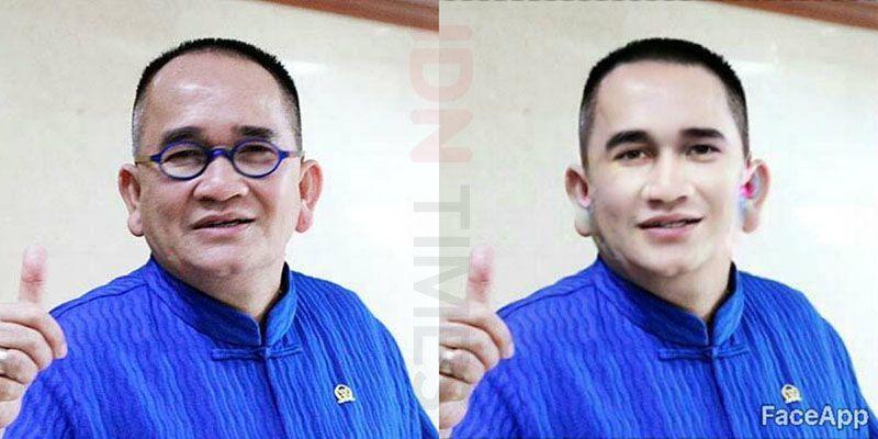 Stop Ejek 14 Pria Ini, Habis Pakai FaceApp Kelar Hidup Lo!