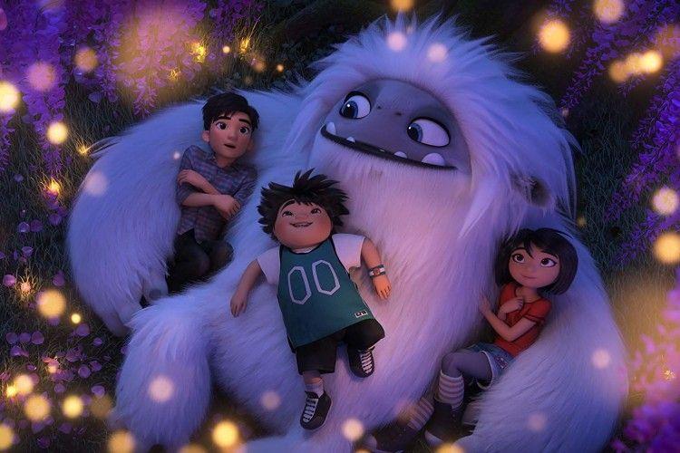 Review Film Abominable: Film Animasi Sarat Makna & Visual yang Indah