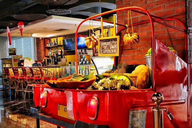 Rock 'n Sugar Luminor Pecenongan, Restoran Instagramable di Jakarta